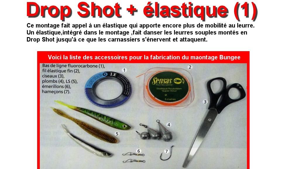 Drop Shot+Elastique