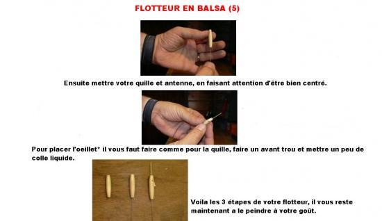 FLOTTEUR EN BALSA (5)
