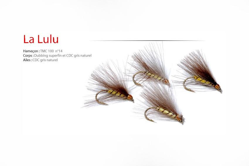 """La Lulu (1)  """"Avec l'aimable autorisation de Mr JEAN PAUL DESSAIGNE"""""""