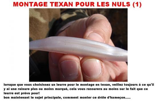 MONTAGE TEXAN POUR LES NULS (1)