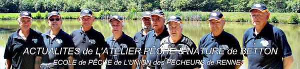 ECOLE DE PECHE DE BETTON